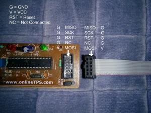 onlinetps avr programmer pin config-small